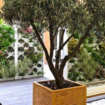 Marinelli System giardino verticale
