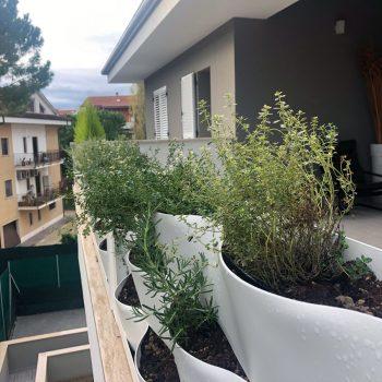 Marinelli System balcone